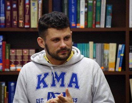 Ія Ківа. Історик сучасності