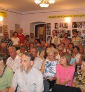 Виставка фотографій, присвячена 100-ій річниці з дня народження Олега Ольжича