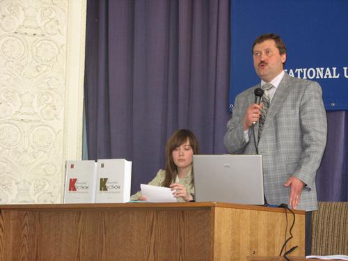 Відбулася презентація двотомника спогадів Григорія Костюка