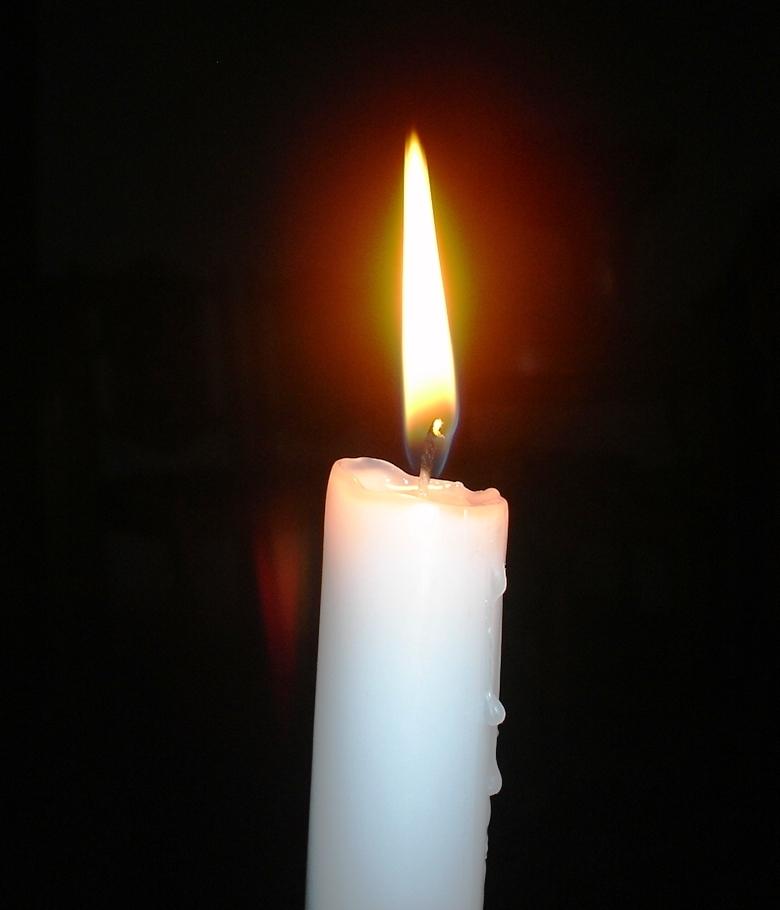 Свічка пам'яті…